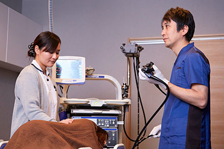 先進の内視鏡手術